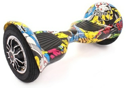 Гироскутер HoverBot C-1 PREMIUM Yellow multicolor