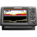 Эхолот Lowrance Hook-7x Mid/High/DownScan™