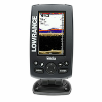 Эхолот Lowrance Elite-4x CHIRP 83/200+455/800 кГц