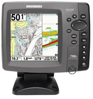 Картплоттер Humminbird 788cхi HD Combo