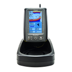 Эхолот Carpboat Fish finder TF-640 GPS+COMPASS
