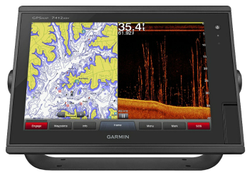 "Картплоттер Garmin gpsmap 7412xsv J1939 12"" Touch screen"