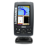 Картплоттер Lowrance ELITE-4 CHIRP 83/200+455/800 (000-11808-001)